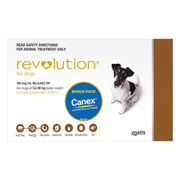 Revolution for Dogs and Cats Flea & Heartworm