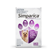 Buy Simparica for Dogs Flea and Tick Control
