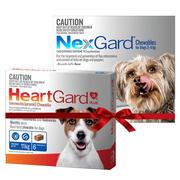 Buy NexGard & HeartGard Dog Combo Pack
