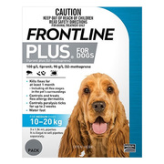 Buy online Frontline Plus for Dogs (10-20 Kg) at the Lowest Prices