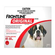Buy Frontline Original for Your Dog (40-60Kg)