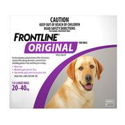 Buy Frontline Original for Your Dog (20-40Kg)