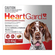 Buy Heargard Plus Chew for Large Dogs - A Heartworm Preventive