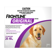 Buy Frontline Original for Large Dogs - Flea and Tick Prevention