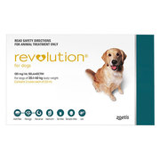 Buy Revolution for Flea- WormsTreatment for Large Dogs
