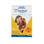 Sentinel spectrum - Wormers for dogs