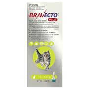 BRAVECTO PLUS - MULTI-SPECTRUM SPOT-ON TREATMENT FOR SMALL CATS