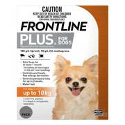 Frontline Plus for Small Dogs : Fleas and Tick Treatment online