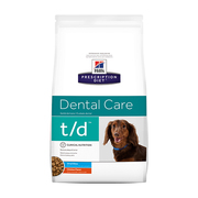 Buy Hills Prescription Diet t/d Small Bites Dental Care Dry Dog Food
