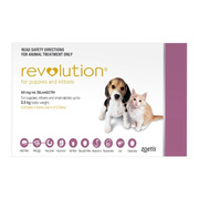Revolution for Puppies Up to 4kg