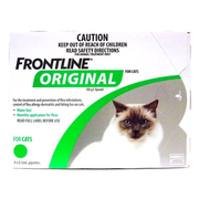 Buy Frontline Original for Cats - Fleas and Lice Treatment