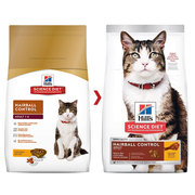 Buy Hills Science Diet Adult Hairball Control Chicken Dry Cat Food