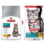 Buy Hills Science Diet Adult Indoor Dry Cat Food Online