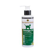 Natural Animal Solutions Omega 3,  6 & 9 oil