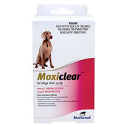 Moxiclear for Large Dogs Over 25kg