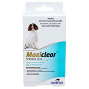 Moxiclear for Medium Dogs 10 to 25kg