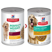 Hills Science Diet Adult Perfect Chicken & Vegetables Canned Dog food