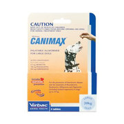 Canimax Oral Worm and Heartworm  Control for Large Dogs (over 20 kg)