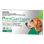 Paragrad Broad Spectrum Wormer for Medium Dogs (5 to 10 kg)