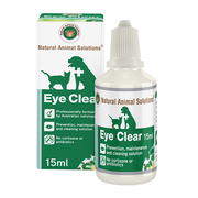NATURAL ANIMAL SOLUTIONS EYE CLEAR FOR ALL PETS